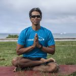 Volunteer with travel2change and experience a great yoga session for free.