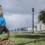 Morining Yoga in Honolulu
