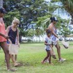 Yoga and Volunteer in Hawaii