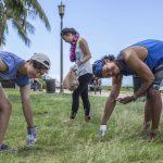 Beach Clean Up in Hawaii