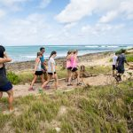 Hike and explore Turtle Bay with travel2change