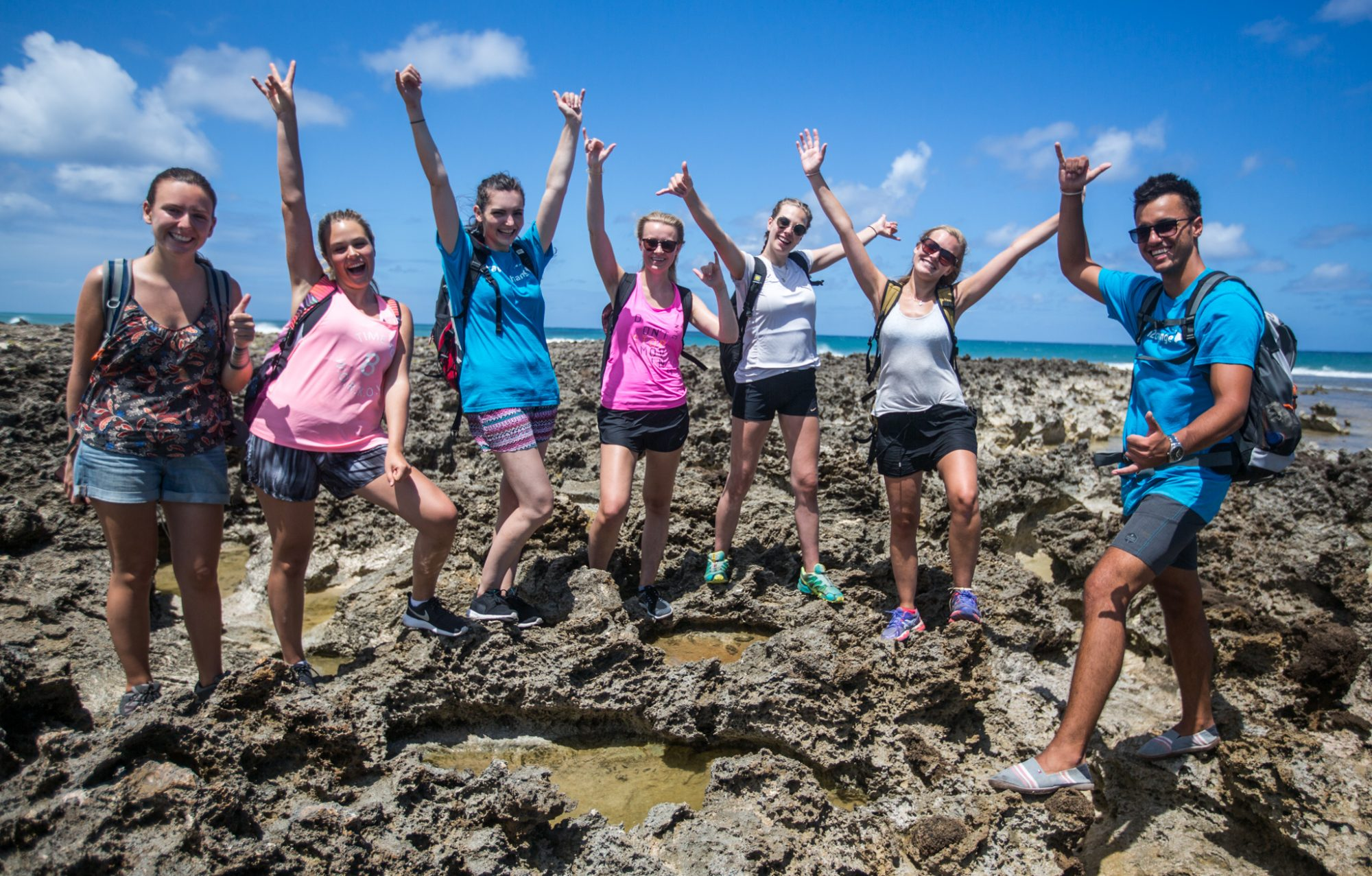 Volunteer in Hawaii - Fun and Impact