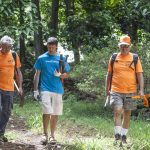 Hiking and Volunteering in Maui