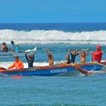 Paddle a Hawaiian Outrigger