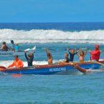 Paddle a Hawaiian Outrigger