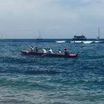 Paddle a Hawaiian Outrigger Canoe