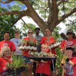 Volunteering at Kaha Gardens