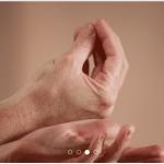 gesticulating hands